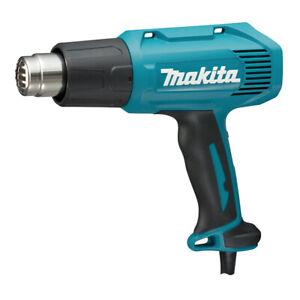 Makita HG6030K 1800W 600 Degree Heat Gun w/2 Nozzles 220V