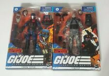GI Joe Classified Cobra Viper & Firefly Cobra Island Target Exc. LOT 2 IN HAND!