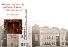 522M - KARTKA BEZNOMINAŁOWA - JAN PAWEŁ II