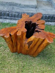 Tree Trunk Table Products For Sale Ebay
