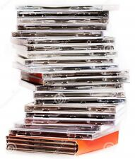 Collection of over 100 music CDs