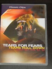 Tears for Fears: Tears Roll Down - Greatest Hits '82-'92 [Region 2] - DVD
