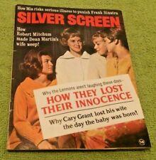 Silver Screen July 1968 Rare Collectible Dean Martin Cary Grant