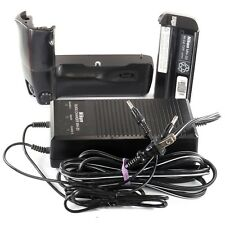 Nikon MB-23 Battery Grip Pack with MN-20 MS-23 and MH-20 Charger for F4 and F4s