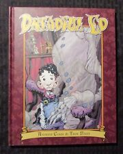 2006 DREADFUL ED by Andrew Cosby and Troy Nixey 1st Dark Horse HC VF/NM 9.0