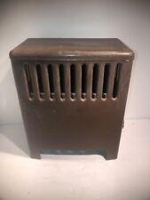 Vintage Porcelain Natural Gas Heater 15000 BTU Room Heater Model P15