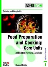 NVQ2/SVQ2 Catering and Hospitality - Food Preparation and Cooking 2nd Edition:,