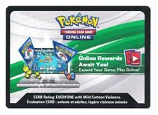 EMAIL ONLINE CODE- Forces of Nature Premium Collection - Pokemon TCG SM133 SM134