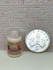 1:12 SCALA Vanilla Ice Cream Sundae in una casa di bambole di vetro tumdee dessert i33
