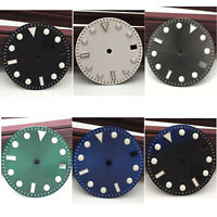 28.5MM Watch Dial for Seiko NH35 Mechanical Watch Movement No Logo Dial Parts