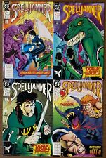 SPELLJAMMER -  #2, #3, #4, #5 Four Issue Run - DC - 1990