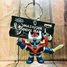 Banpresto 1998 Mazinger Z Figure Keychain Glow in the Dark Version