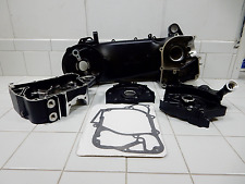 TAIDA 232cc BLACK CRANKCASE SET FOR GY6 B BLOCK (THIS CASE HAS A FEW (SCRATCHES)