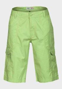 Xside Mens Multi Pocket Cotton Cargo Short- Size 30in, 32in, 34in, 36in, 38 in