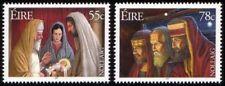 Ierland  2007  1801-1802  Kerst   Christmas    postfris/mnh
