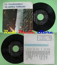 LP 45 7'' BUDDY La fisarmonica Mi vedrai tornare italy KAPPAO 20081 no cd mc dvd