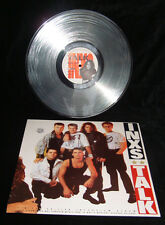 INXS Talk Limited Edition Interview Album LP Coloured Vinyl RARE