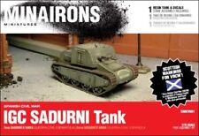 Minairons 1:72 IGC Sadurní tank - 20mm Spanish Civil War