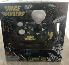 SPACE INVADERS RETRO JOYSTICK PLUG AND PLAY GAME NEW IN SEALED BOX