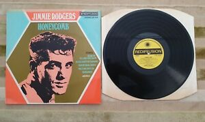 Jimmie Rodgers Honeycomb 1973 NM Rediffusion Stereo ZS 159