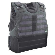 Defender 2 Semi Molle Black Replica Body Armor FSB Alpha Vest Original Russian