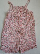 Markenlose Mädchen-Overalls aus 100% Baumwolle