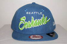 Official New Era 9FIFTY SEATTLE SEAHAWKS SNAPBACK