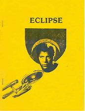 "Star Trek TOS Fanzine ""Eclipse"" GEN Novel"