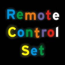 Remote Control Set Blue Red Green 16 Color Advertising For LED Light Sign