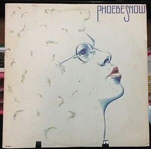 PHOEBE SNOW Self-Titled Album Released 1974 Vinyl/Record Collection US pressed