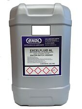 EXOL EXCELFLUID AL SOLUBLE CUTTING OIL 25L DEDICATED SOLUBLE FOR ALUMINIUM ALLOY