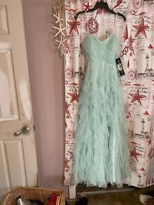 Prom or Ballroom Gown New With Tags Size 13/14
