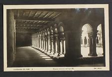 2598.-SANTILLAN DEL MAR -8 Claustro románico del Siglo XII