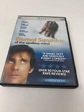 Eternal Sunshine of the Spotless Mind Dvd 2004 Michel Gondry Carrey Winslet