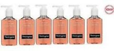 LOT 6 Neutrogena Oil-Free Acne Wash Facial Cleanser Pink Grapefruit 6oz LQQK!!!!