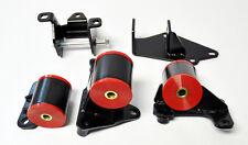 H22/H23 Polyurethane Engine Swap Motor Mounts Kit for Honda Civic 96-00