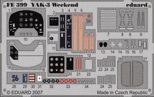 Eduard Zoom Fe399 1/48 Yak 3 Eduard weekend edition