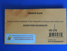 Beekeeping - 5 swarm lures, slow-release pheromones to attract honeybee swarms
