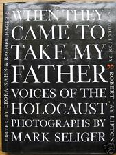When They Came For My Father by Mark Seliger