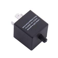 Relay Led Adjustable Indicator Flasher Signal Fix Light Cf14 Turn 3pin 3-pin