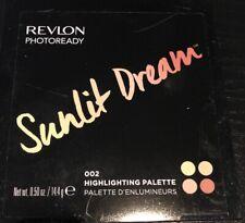 Revlon Photoready Highlighting Palette - SUNLIT DREAM New Sealed