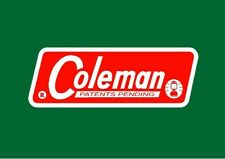 1 Coleman 200A Sticker Decal for Coleman Lantern sunshine of the night 200 A