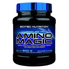 AMINO Aminoacidi SCITEC Amino Magic 500 Grammi Arancia 0728633104987