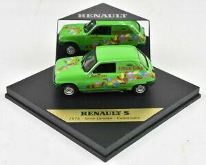 Vitesse Renault 5 100th Anniversary 1998 Smarties 1976 Limited Edition 1:43 NIB