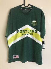 NWT Portland Timbers Adidas MLS Shirt Jersey XL Soccer Climalite