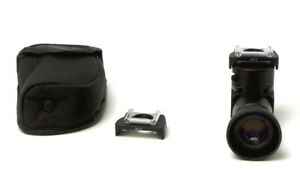 Canon Right Angle Finder C w/ Adpter Ec-C , Soft Pouch - Used Excellent