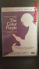 The Color Purple [2 SPECIAL EDIT DVD Set] LIKE NEW, Region 4, FREE NEXT DAY POST