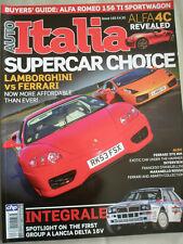 Auto Italia 182 Ferrari 375MM, Integrale Group A, Alfa Romeo 156Ti Sportwagon