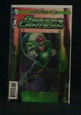 Green Lantern #1 Futures End  3-D Motion Cover  Billy Tan & Alex Sinclair