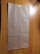 Lot Of 178 Nashville Wraps Hunter Gingham Kraft Paper Gift Bags.Brand New